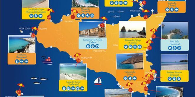 Cartina Spiagge Sicilia Orientale.Hotel Sicilia La Migliore Selezione Di Hotel In Sicilia Charming Sicily